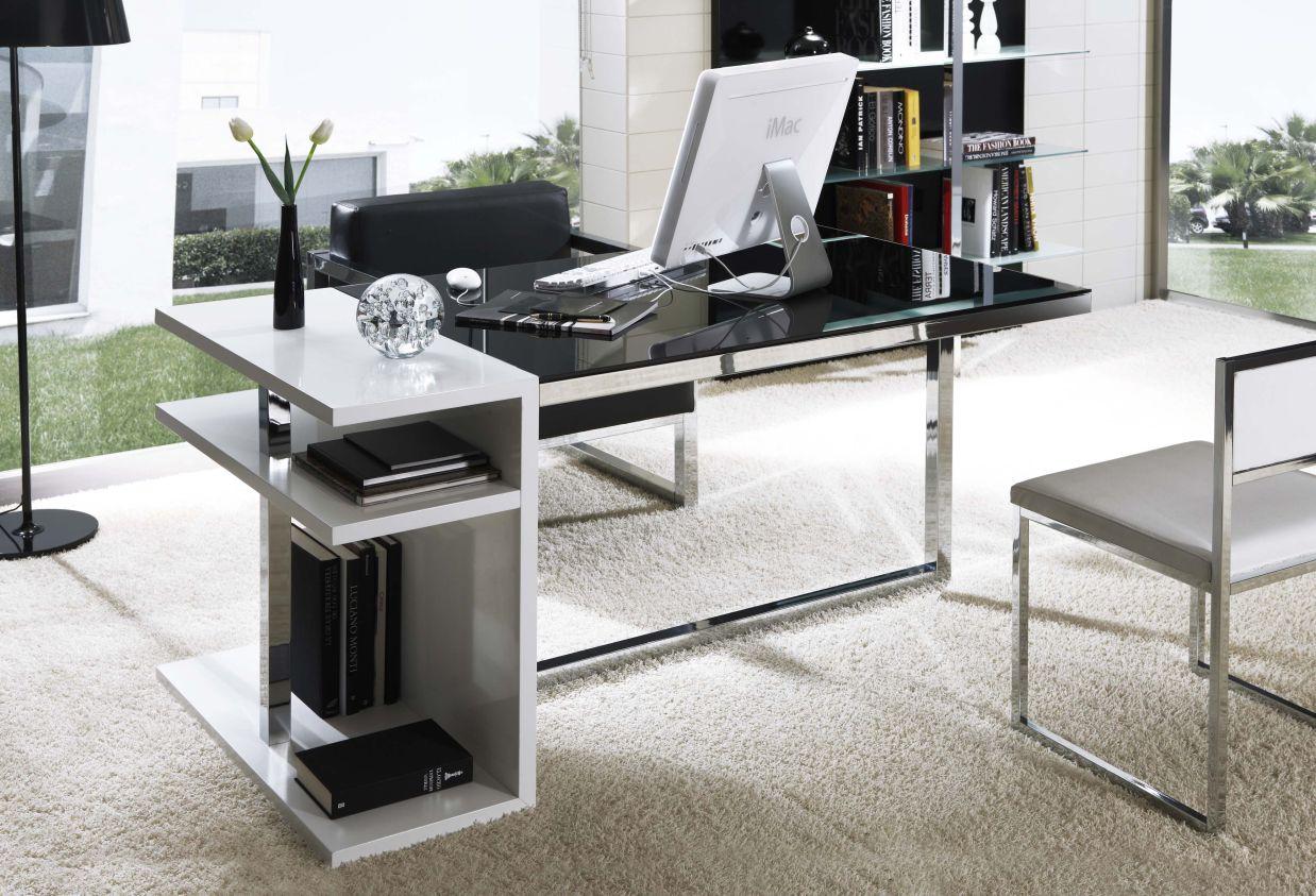 Mesas tecnocubo for Mesas de despacho modernas